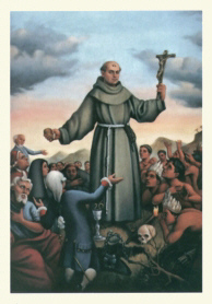 Junipero Serra  | Enslaved Indians