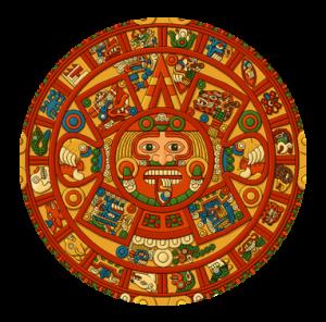 Mexica Aztec Calendar