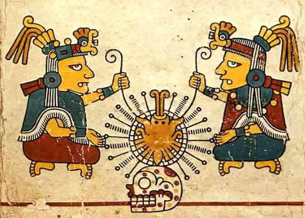 Ometeotl | Mexica