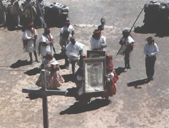 Tonantzin | Virgen de Guadalupe