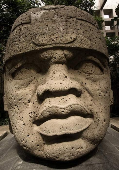 african afrocentric olmec mexica native