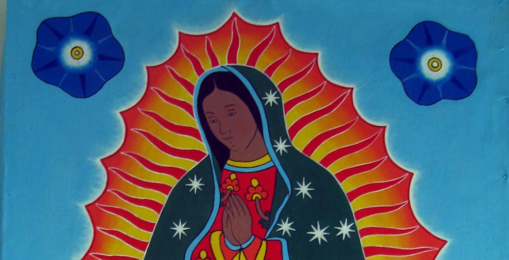 tonantzin virgin guadalupe mexica