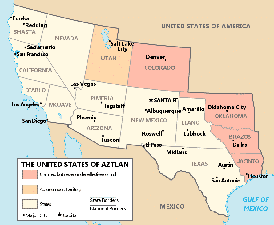 United Aztlan