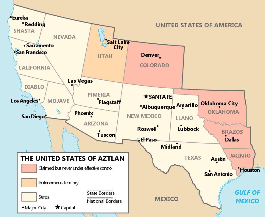 United Aztlan