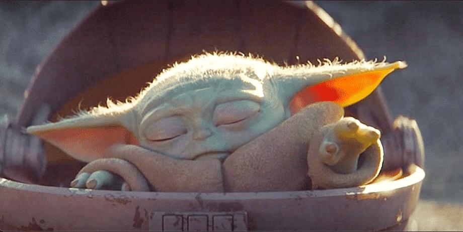 native baby yoda