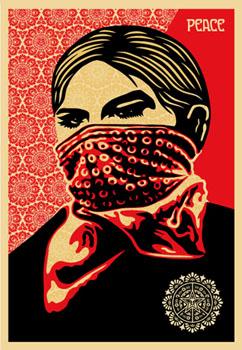Zapatista | Obey Shepard Fairy